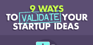 NINE WAYS TO VALIDATE YOUR STARTUP IDEA
