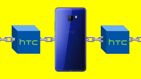 HTC Blockchain phone